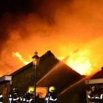 GB 20141222 009 Grote brand Groeneweg Halfweg