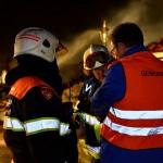 GB 20141222 032 Grote brand Groeneweg Halfweg