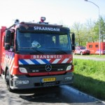 Tankautospuit 742 Spaarndam