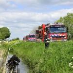 GB 20140503 001 Paard te water Kerkweg