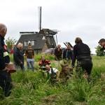 GB 20140529 001 Paard te water Lagedijk Spaarndam
