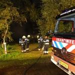 GB 20141013 002 Groeneweg Halfweg middelbrand