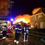 GB 20141222 007 Grote brand Groeneweg Halfweg