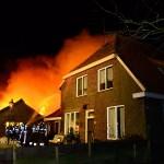 GB 20141222 010 Grote brand Groeneweg Halfweg