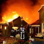 GB 20141222 011 Grote brand Groeneweg Halfweg