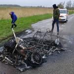 20160415-19u31 GB 001 Brand wegvervoer Nieuwe Rijweg